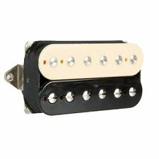 Suhr SSV+ Plus 53mm Vintage Bridge Guitar Pickup - Zebra +Picks