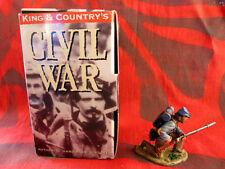 King & Country ACW - Guerre de Sécession - CW024 Sudiste Kneeling Soldier