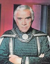 "Lorne Greene in ""Battlestar Galactica"" Vintage Movie Still"