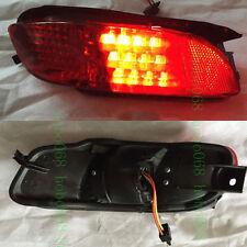 2x For Lexus RX330 RX350 RX400h 2003-2009 Car Rear Bumper LED Fog Lamp Taillight