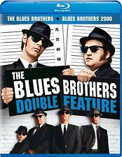 THE BLUES BROTHERS / BLUES BROTHERS 2000   - BLU RAY - Region free