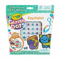 Kids Toys Crayola Glitter Dots Set Xmas Birthday Christmas Gift Item Childs Toy