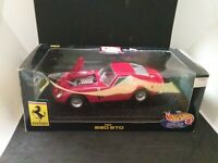Hot WHEELS COLLECTABLES FERRARI 1962 250 GTO
