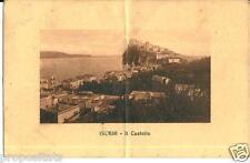 cm 190 Anni 20 ISCHIA (Napoli) Il Castello - viagg FP Ed.Zedda Napoli