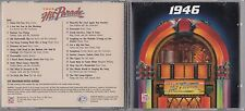 1946 YOUR HIT PARADE  TIME LIFE MUSIC CD 1989