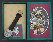 Wile E. Coyote & Roadrunner Character Watch by Warner Brothers w/ Box