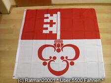Fahnen Flagge Schweiz Obwalden - 120 x 120 cm