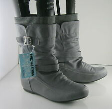NEW LADIES De Blossom Collection Round Toe Side Buckle Ankle Boot Size 10