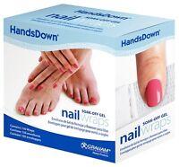 Graham HandsDown Soak-off Gel Nail Wraps 100 Count - Polish Manicure Hands Down