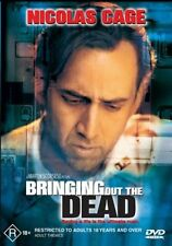 Bringing Out The Dead (DVD, 2003) - Region 4