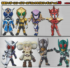 Banpresto Kamen Rider Series World Collectible Vol.16 - 8PCS