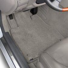FRONT Mats - Plush Carpet Luxe LLOYD Mats - Premium Custom - Mercedes A-C