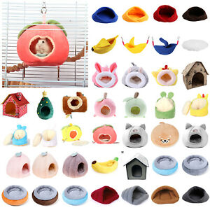 DIY Winter Warm Pet Sleeping Bag Nest Soft Dog Hamster Kennel Cats Bed Pet Xmas