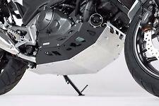 Sabot Moteur Sw-Motech Noir/Gris  Honda NC700 / NC750 sans DCT