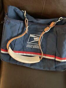 usps mail carrier bag