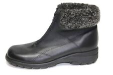 MARTINO FROSTY Black Waterproof Winter BOOTS Womens 10 NEW IN BOX
