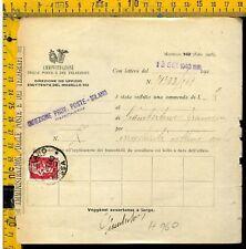 Regno Imperiale isolato su multa al postino H 960