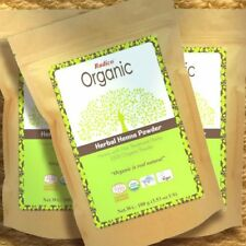 Radico Organic HENNA 100% Bio 100g Haarfarbe Handtattoo Fußtattoo Naturkosmetik