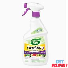 24 fl oz Fungicide Insecticide Miticide Plant Oil Spray Ant Killers Garden Safe