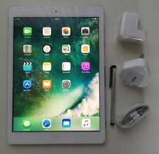 Apple iPad Air 32GB, Wi-Fi + Cellular (Unlocked), 9.7in - Silver