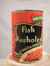 Fish Ass Holes Label Fun Christmas Stocking Stuffer Gag Gift Bonus Offer 7 for 5
