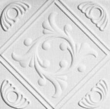 Styrofoam Ceiling Tile for DIY Home Decor, Crafts, Photo Backdrops #R-02