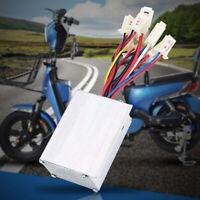 Vitesse Moteur Brosse Contrôleur pour électrique Vélo Scooter 24/36V 350/500W