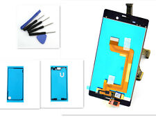 for Sony Xperia M4 Aqua E2303 LCD Screen Touch Digitizer Assembly Black Tape