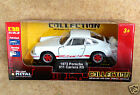 Welly 1:38 1973 Porsche 911 Carrera RS - white