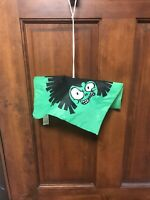 Vintage 1993 Halloween Trendmasters Hanging Shaking Sonic Witch