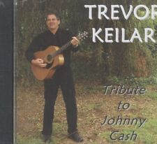 Trevor Keilor Tribute to Johnny Cash cd