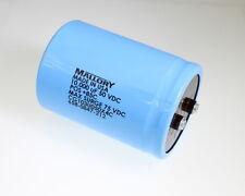 1x 10000uF 50V Large Can Electrolytic Aluminum Capacitor 10000mfd 10,000 50VDC