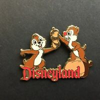 DLR - Chip and Dale Disneyland Resort Logo - Disney Pin 28232