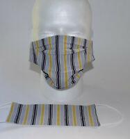 Stoffmaske, Mundschutz, Communitymaske mit 3 TNT Filter inclusiv, face mask