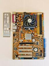 Asus M2V-TVM/V M2V890/DP Socket AM2 Motherboard + Athlon 64 X2 4200+ CPU untestd