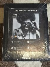Jimmy Castor Bunch self titled SEALED 8 TRACK rare funk