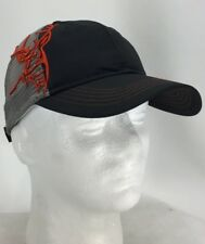 Dri Duck Wildlife Series Buck Hat Cap Gray w/Mesh Back Adjustable New With Tags