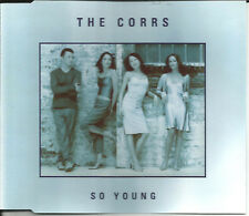 THE CORRS So Young REMIX & UNRELEASED & ACOUSTIC CD Single SEALED USA Seller