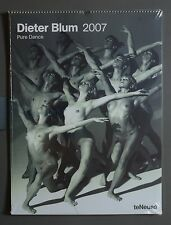 Dieter Blum Pure Dance 2007 Photo Kalender Calendar Calendario Calendrier 64x48