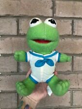 Vintage 1992 Muppet Babies Sailor Kermit Plush Child Dimension Jim Henson