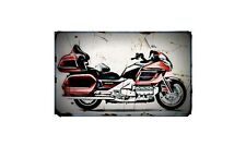 2005 glx1800 Bike Motorcycle A4 Photo Poster