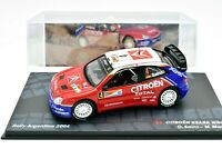 Model Car Rally Rallye Scale 1:43 Citroen Xsara WRC diecast vehicles New
