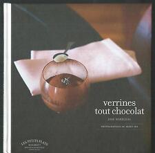 Verrines tout chocolat.José MARECHAL.Marabout Z21