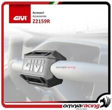Givi Z2159R coppia di slider in Nylon tamponi di protezione paramotori tubolari