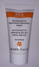 REN Flash Rinse 1 Minute Facial 15ml Travel Size