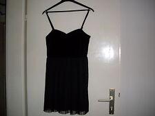 Kleid Abendkleid Abiball Gr.42 Gothic Hochzeit Heiraten Neu
