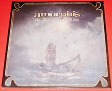 Amorphis The Beginning of Times 2 LP Double Vinyl Record 2018 Back on Black