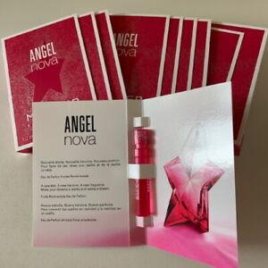 ANGEL NOVA , Thierry Mugler , Eau de Parfum Lot De  10  Doses d'Essai de 1.2 ml