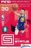 2018/19 Panini Status Basketball EXCLUSIVE Sealed HANGER Box-BLUE PARALLELS