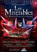 Les Miserables: The Musical (2010) DVD NEW